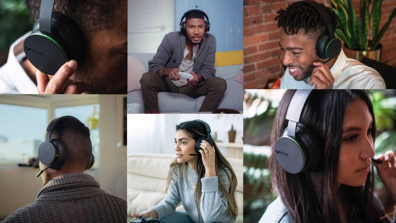 Xbox Wireless Headset: la nuova cuffia da gaming presto disponibile