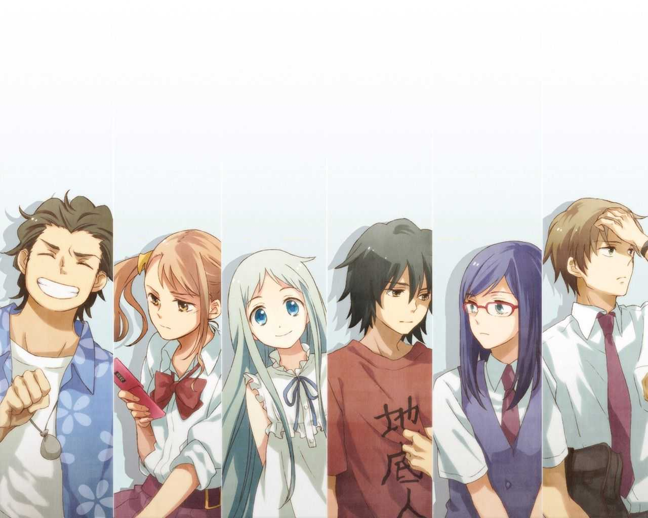 Ano Hana, di Mari Okada | Anime e inchiostro