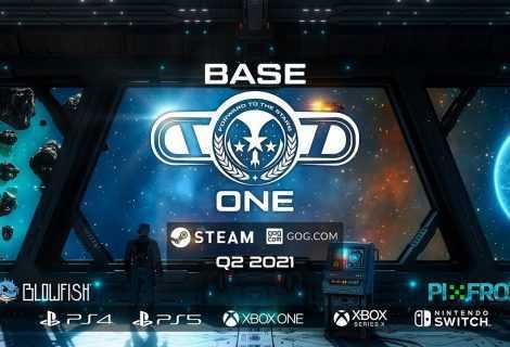 Base One: il simulatore di base spaziale annunciato per console e PC