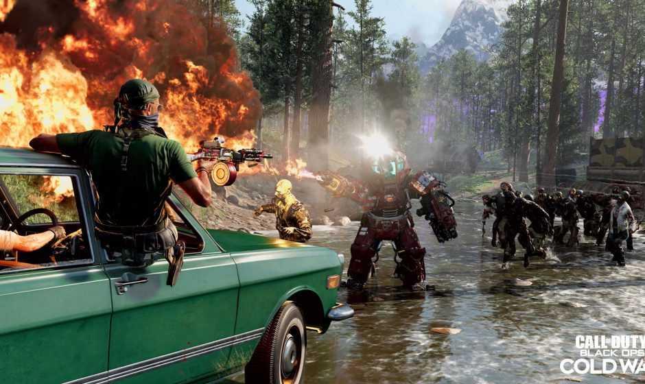 CoD Black Ops: Cold War, in arrivo una nuova mappa per la modalità Outbreak