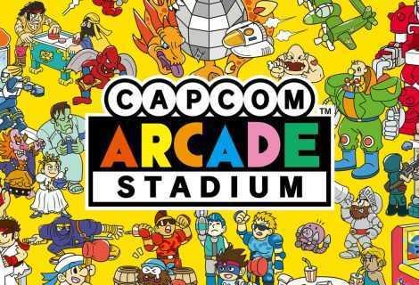 Capcom Arcade Stadium: data per le versioni PS4, Xbox One e PC