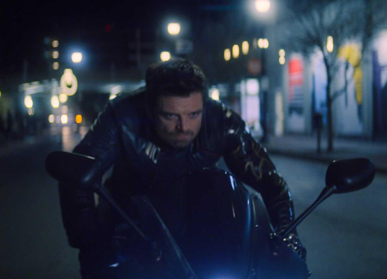 The Falcon and the Winter Soldier: svelato il look dei protagonisti