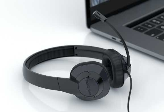 Creative HS-720 V2: ecco le cuffie per riunioni adatte a ogni tasca