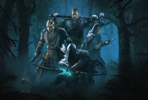 Hood: Outlaws and Legends, trailer per la mappa Graveyard