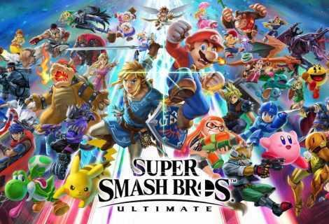 Super Smash Bros. Ultimate: Sakurai parla di spadaccini in un'intervista