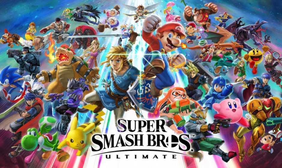 Super Smash Bros. Ultimate: Sakurai parla di spadaccini in un'intervista