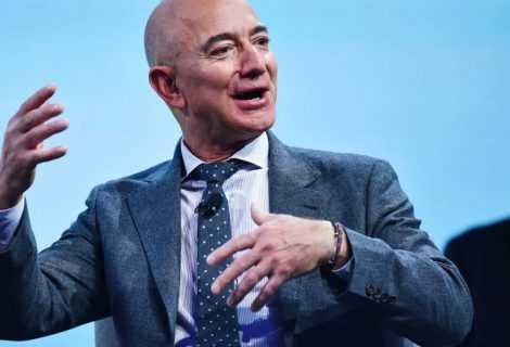 Amazon: Jeff Bezos non sarà più CEO
