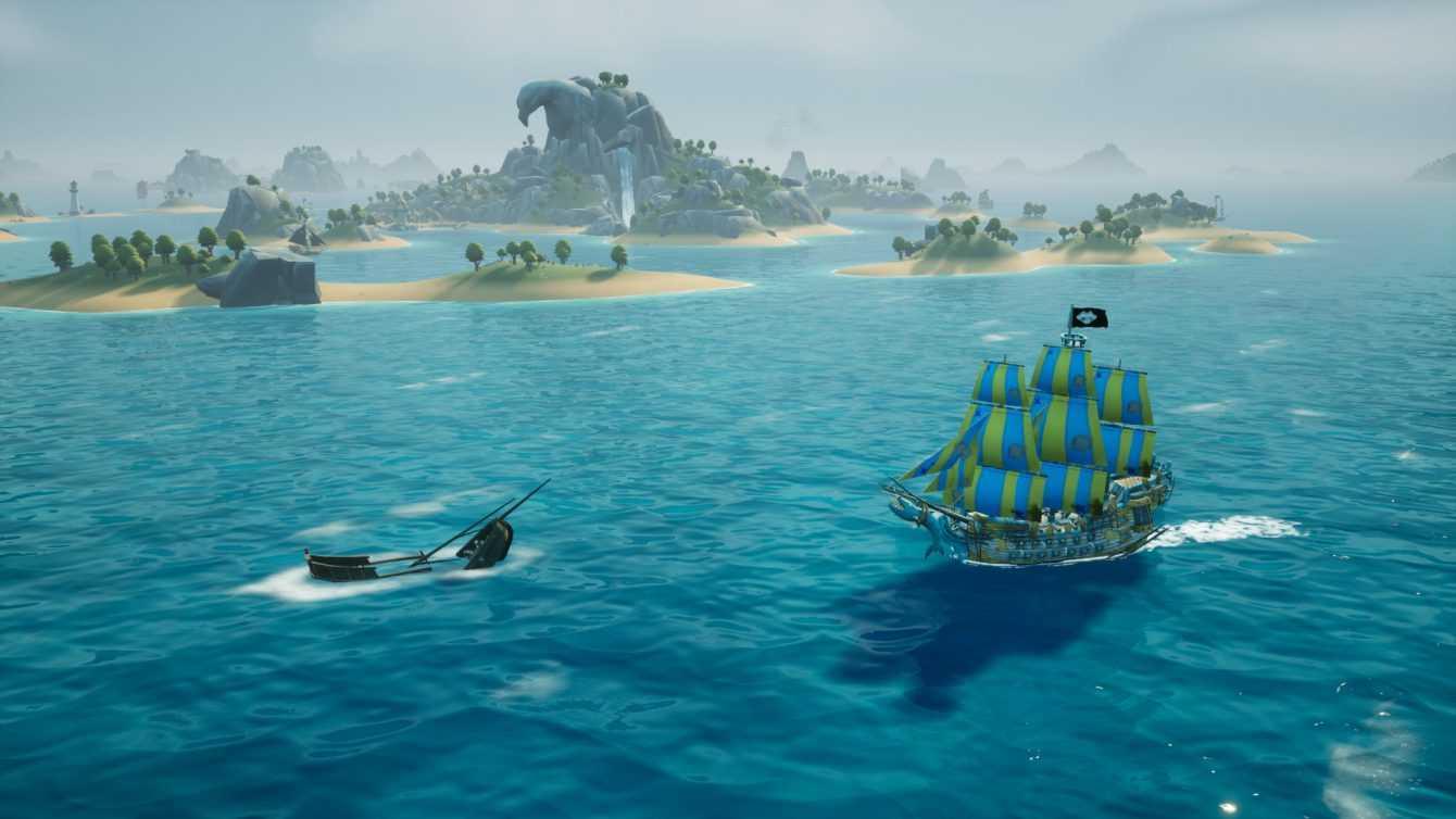 King of Seas è stato improvvisamente rinviato a maggio