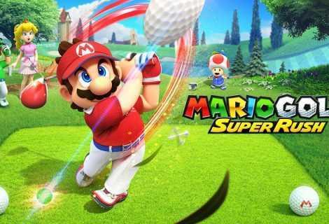 Mario Golf: Super Rush annunciato per Switch!