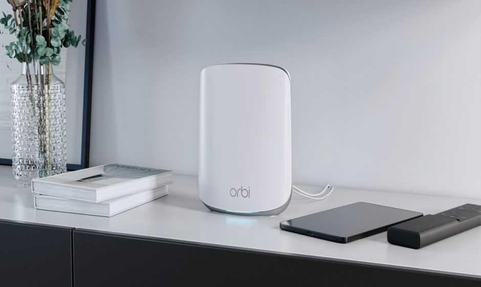 Netgear: ecco il nuovo Orbi Wi-Fi 6 RBK353