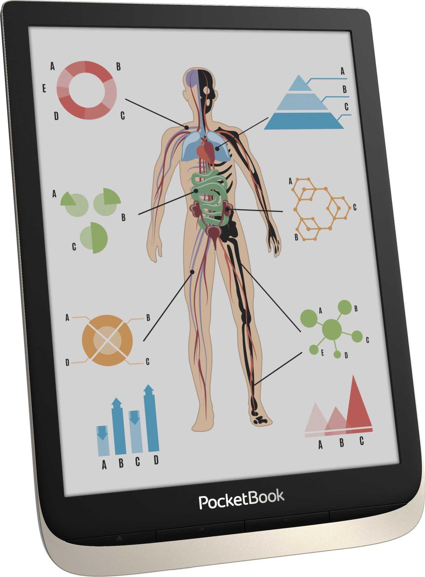 PocketBook InkPad Color: arriva il nuovo e-reader a colori