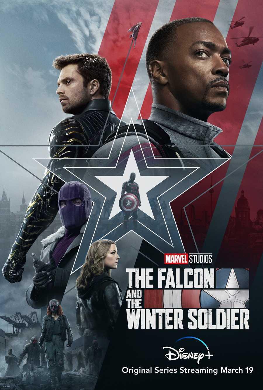 The Falcon and The Winter Soldier: il nuovo trailer ufficiale