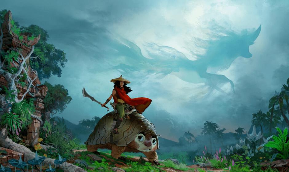 Raya e l'Ultimo Drago: il nuovo trailer rivela un mondo incantato