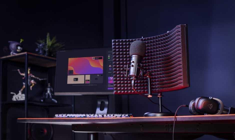 Trust: ecco il nuovo microfono professionale GXT 259 Rudox