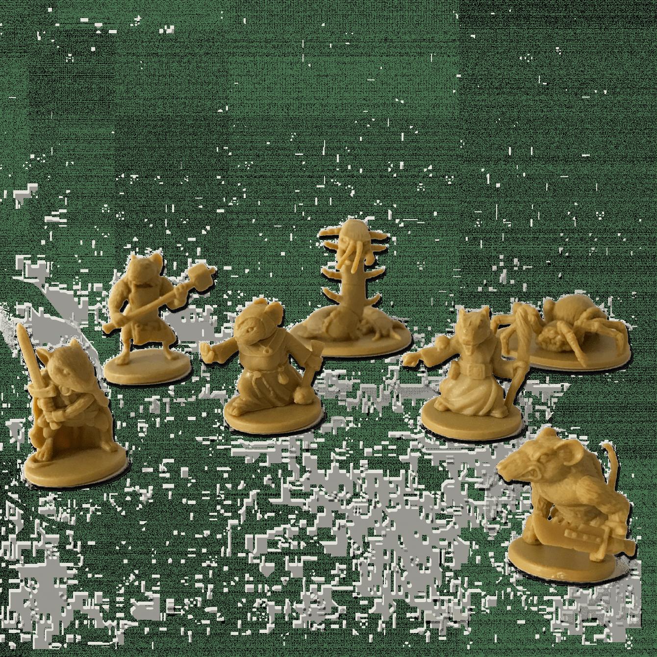 Novità Asmodee: un febbraio ricco di giochi