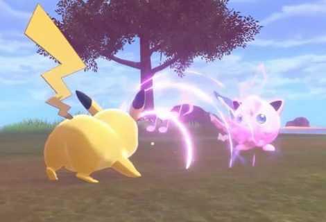 Pokémon Spada e Scudo: disponibile Pikachu con Canto