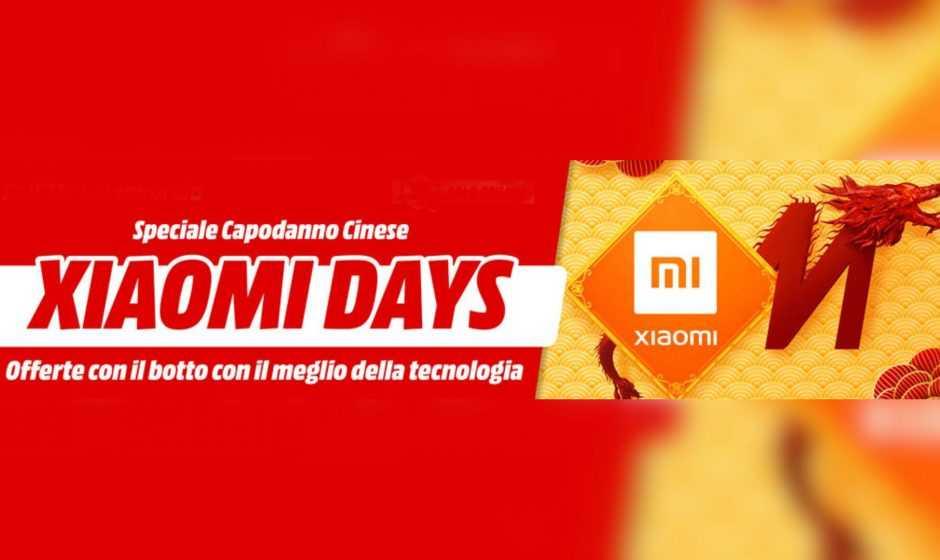 MediaWorld Xiaomi Days: offerte e promozioni imperdibili