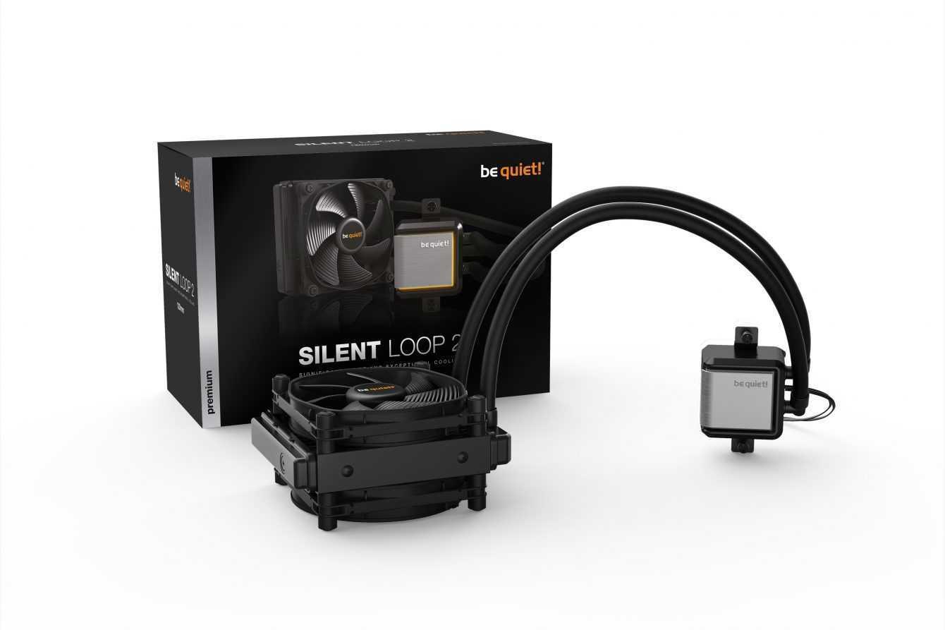 be quiet! Silent Loop 2: nuovo sistema di raffreddamento AiO ad acqua