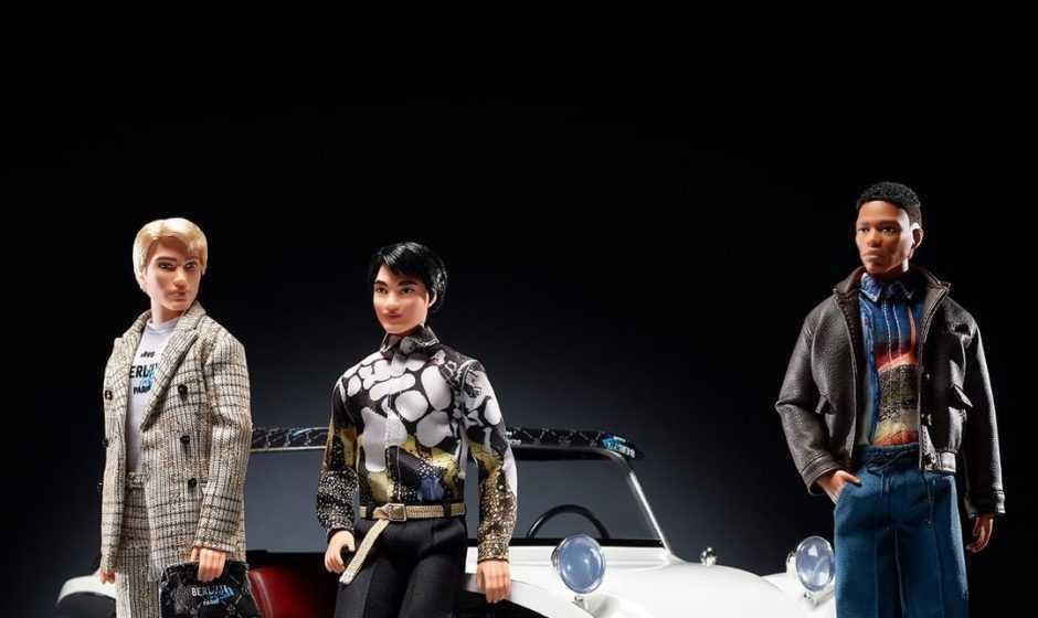Berluti x Ken: la collaborazione tra Mattel e la casa di moda