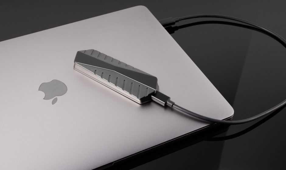 GigaDrive: ecco l'SSD esterno più veloce al mondo