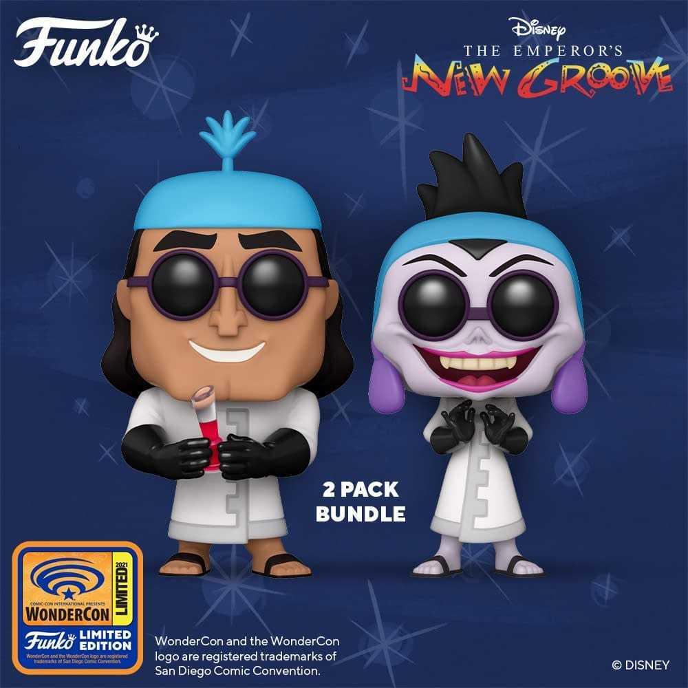 Funko POP: ecco le figure esclusive per il WonderCon 2021!