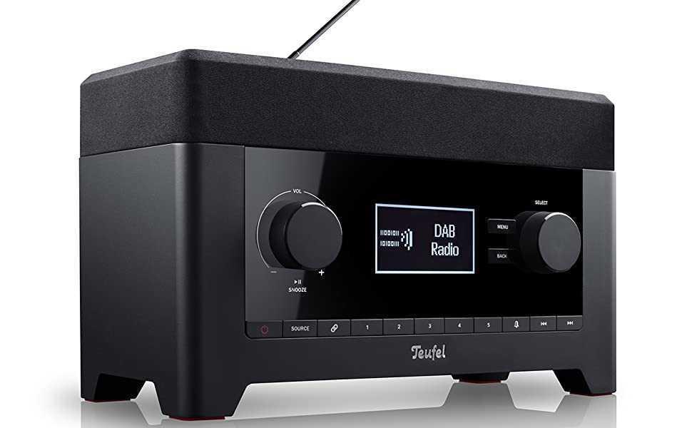 Teufel: ecco la smart radio RADIO3SIXTY