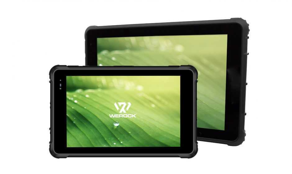 Serie Rocktab S100: WEROCK presenta i nuovi tablet rugged