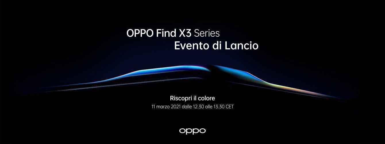 Oppo Find X3 Pro: annunciata la data di lancio