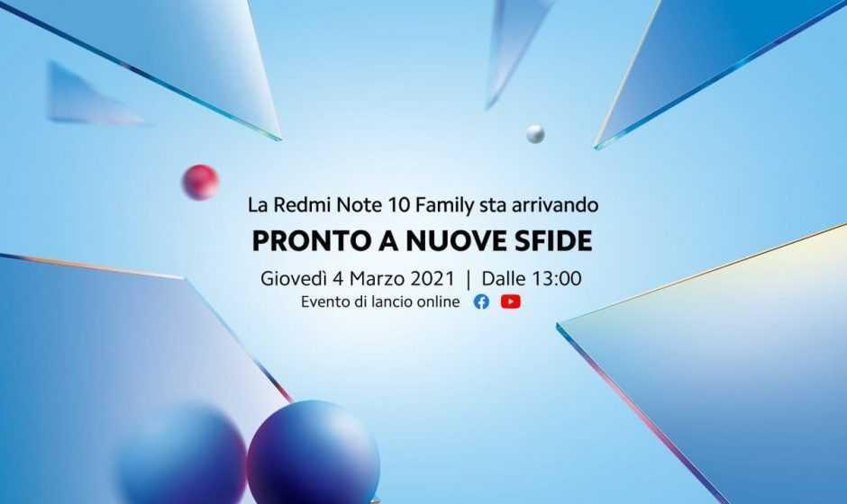 Redmi Note 10: caratteristiche e schede tecniche
