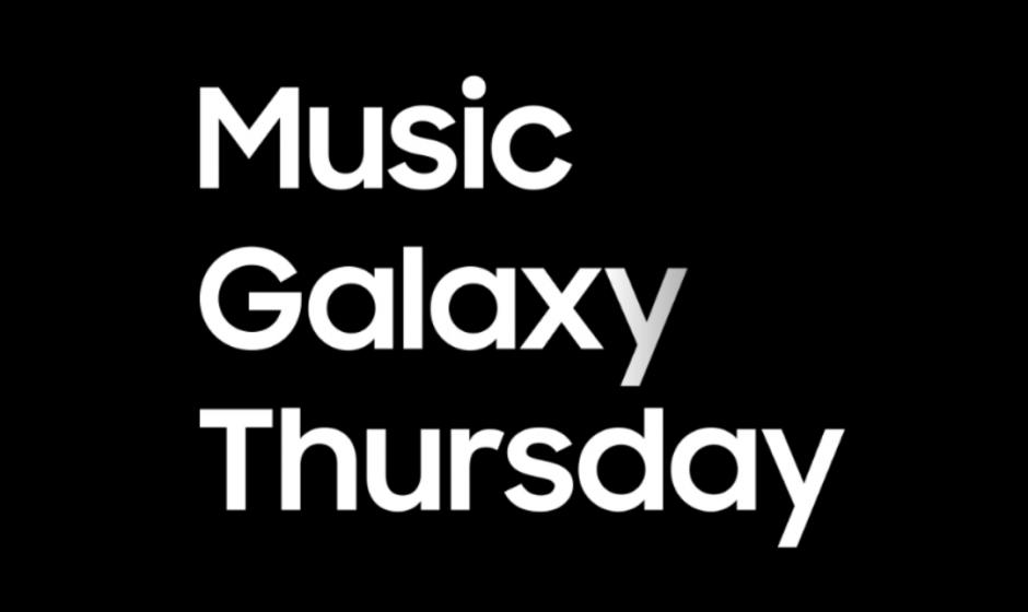 Samsung Music Galaxy Thursday: le novità musicali del giovedì