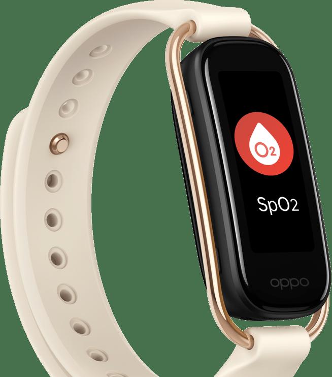 OPPO Band: i nuovi smartband per il benessere