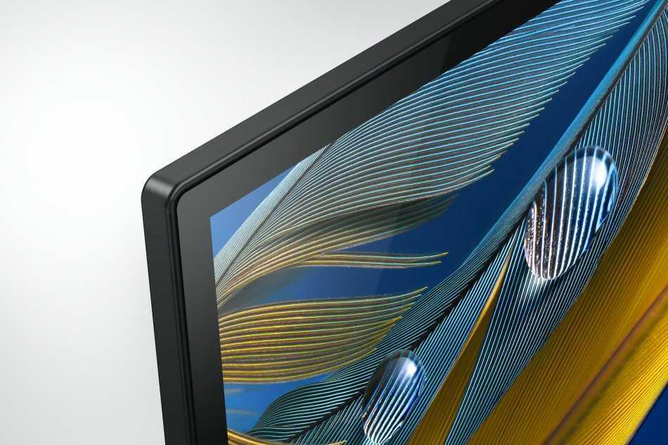 Sony: ecco Bravia XR A80J, il TV OLED con intelligenza cognitiva