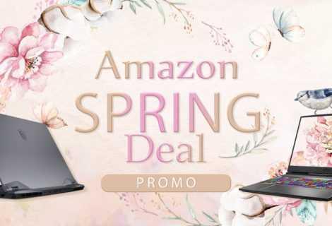 Laptop MSI: sconti fino a 900 euro su Amazon