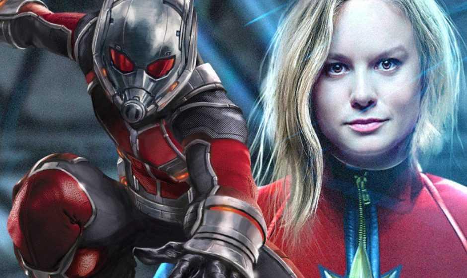 Captain Marvel 2 e Ant-Man 3: le riprese iniziano il 31 Maggio