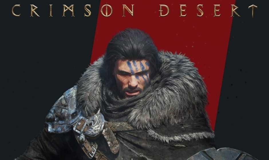 Crimson Desert: il titolo è stato posticipato