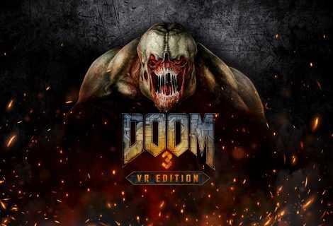 Doom 3: VR Edition ecco la data d'uscita su PSVR!