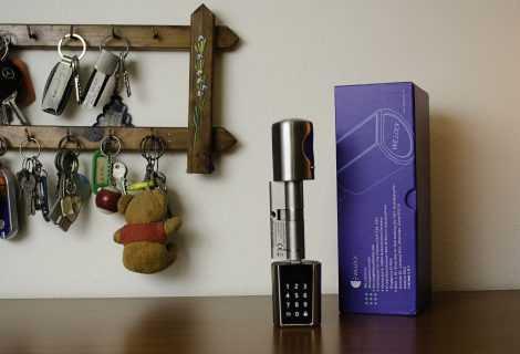 Recensione WE.LOCK Smart Door Lock: elevata sicurezza, ma...
