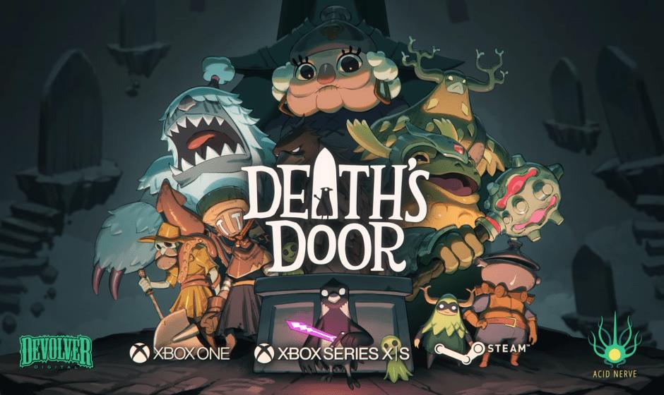 Recensione Death's Door: in viaggio per la morte
