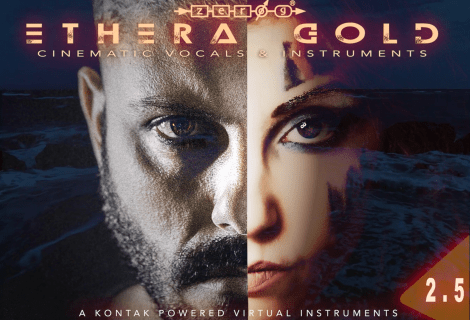 Recensione Ethera Gold 2.5 + CyberWorld per Kontakt, ma che libreria!