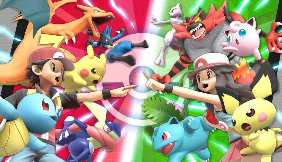 Super Smash Bros. Ultimate: torneo per i Pokémon
