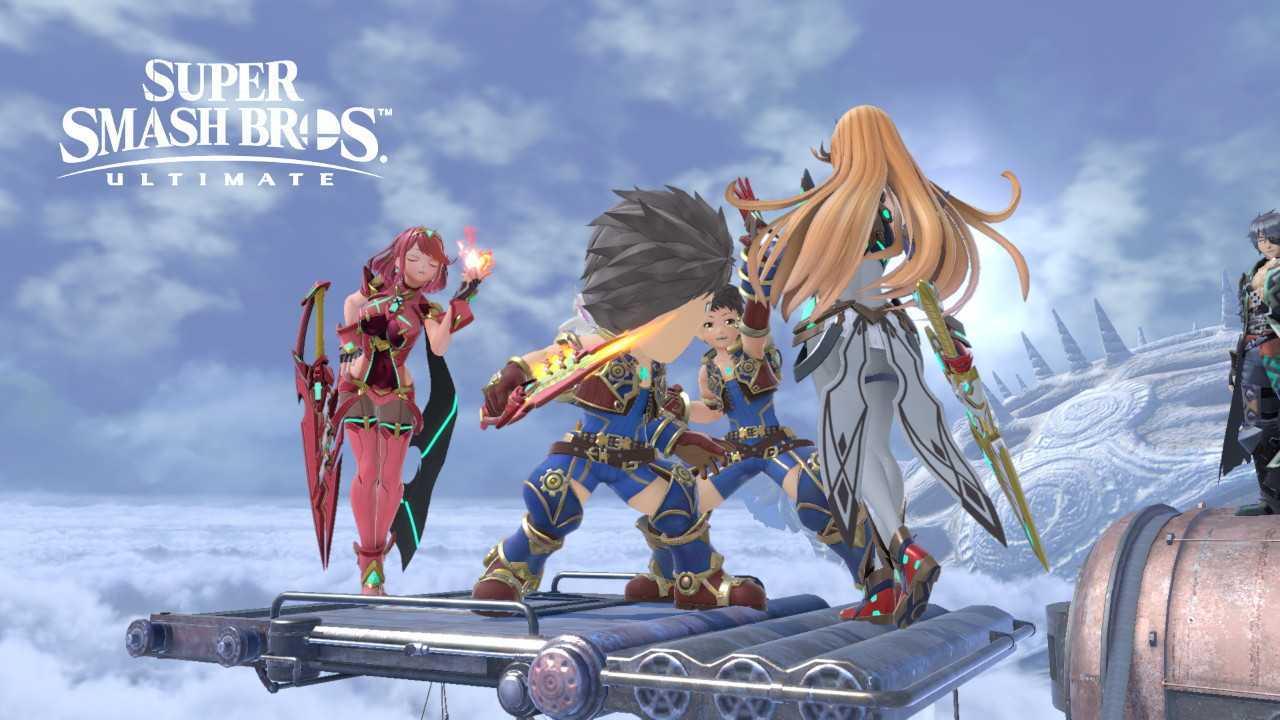 Super Smash Bros. Ultimate: Sakurai parla di Rex su Famitsu