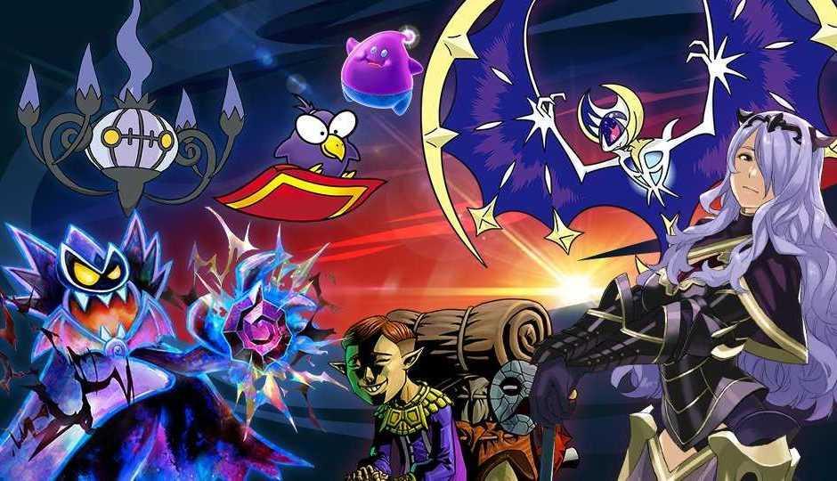 Super Smash Bros. Ultimate: evento per gli Spiriti viola