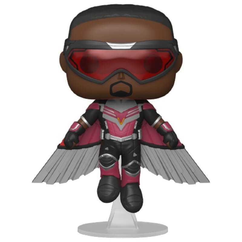 Svelati i nuovi Funko POP! dedicati a The Falcon and the Winter Soldier