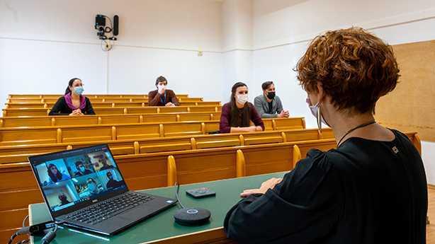 Logitech: collaborazione con Università degli Studi di Trieste per la DaD