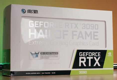 NVIDIA RTX 3090 HOF di Galax: fino a 1000 W?
