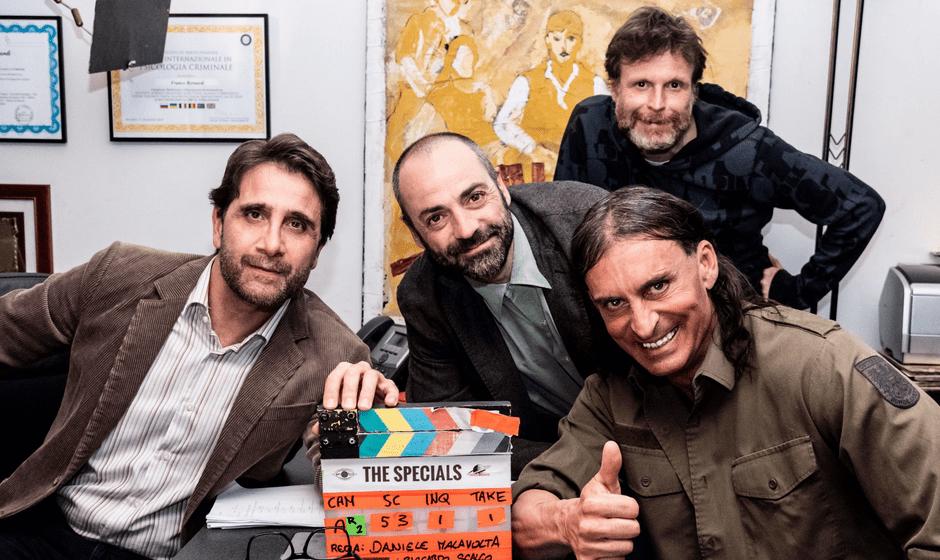 Gli Speciali: al via le riprese del film di Daniele Malavolta