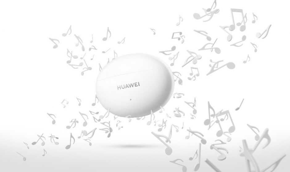 Huawei annuncia i nuovi auricolari HUAWEI FreeBuds 4i