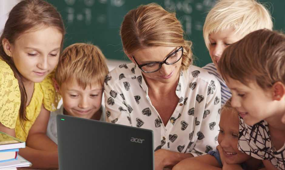 Acer for Education: a Didacta con tecnologie innovative