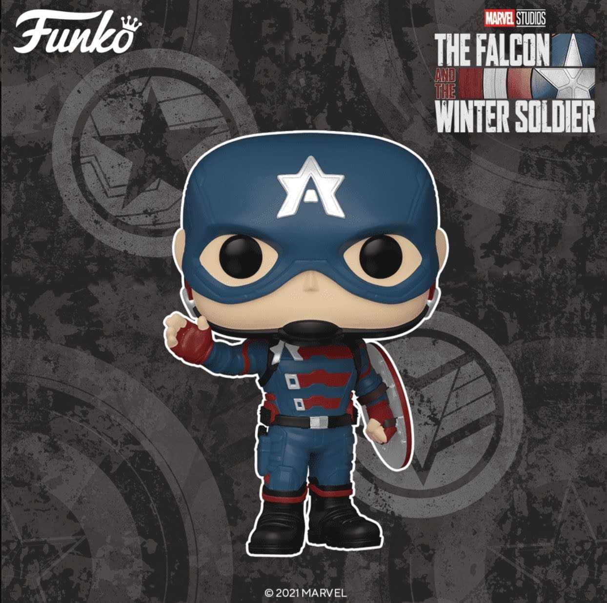 Funko POP!: aperti i preordini della figure di Captain America!