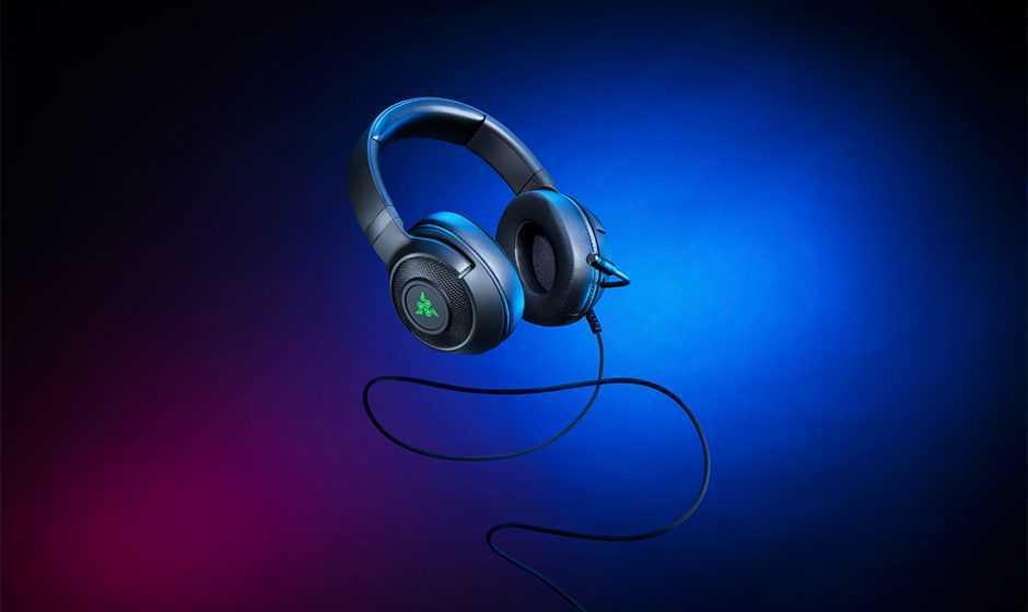 Razer Kraken V3 X: presentate le nuove cuffie da Gaming ad alte prestazioni